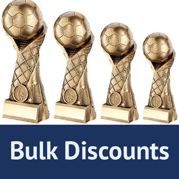 30% Off Trophies bought in bulk