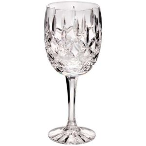 200ML CLASSIC WINE GLASS - FULLY CUT Thumbnail