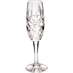 140ML CLASSIC CHAMPAGNE FLUTE - FULLY CUT Thumbnail
