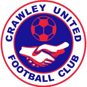 Crawley United FC - Domed  Thumbnail