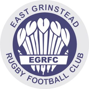 East Grinstead Rugby FC - Domed  Thumbnail
