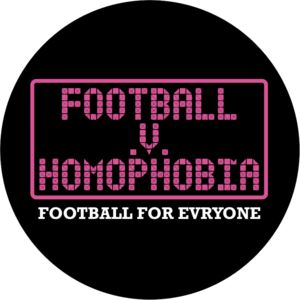 Football vs Homophobia - Domed  Thumbnail