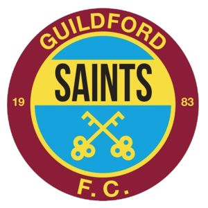 Guildford Saints FC - Domed  Thumbnail