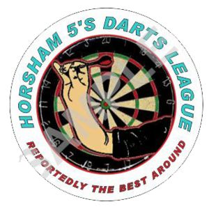 Horsham Darts League - Domed  Thumbnail