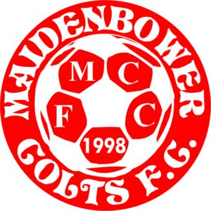 Maidenbower Colts FC - Domed  Thumbnail
