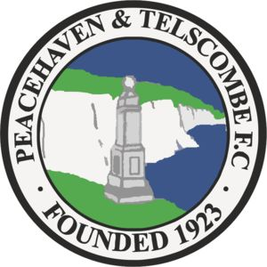 Peacehaven & Telscombe FC - Domed  Thumbnail