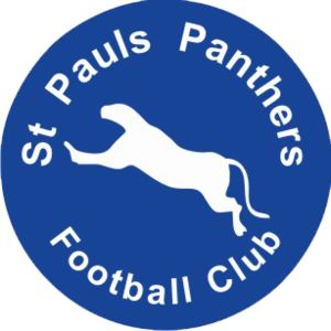 Saint Pauls Panthers - Domed  Thumbnail