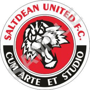 Saltdean United FC - Domed  Thumbnail